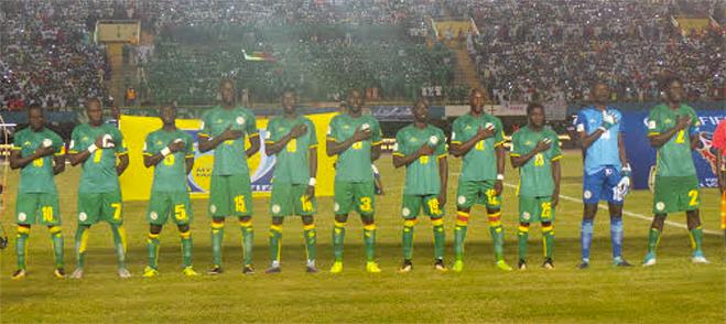 Cap-Vert vs Sénégal