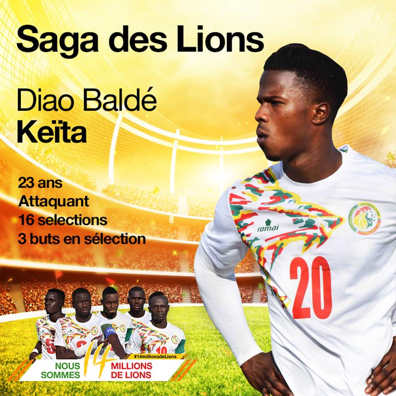 Keita Diao Baldé, un produit de la Masia