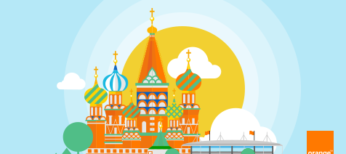 Bienvenue à Nijni Novgorod