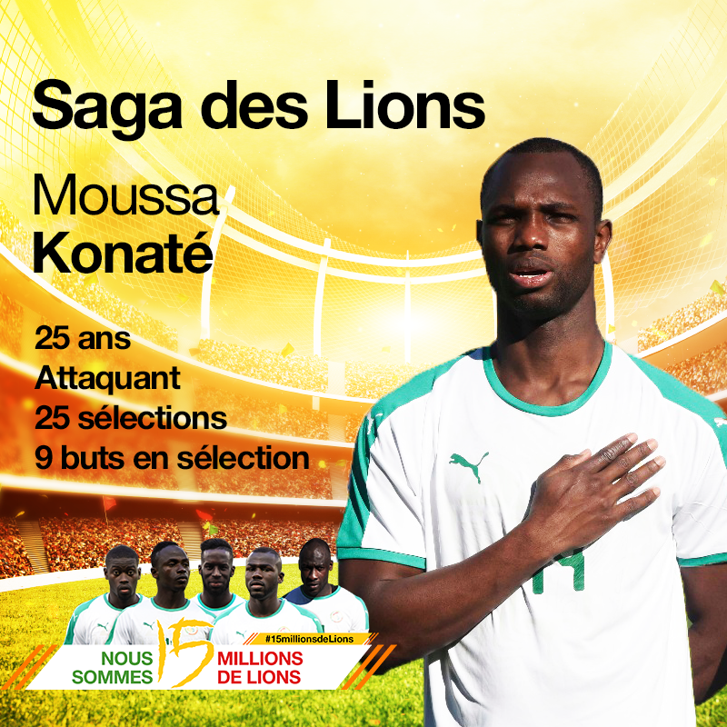 Moussa Konaté, chronique d'une ascension tardive