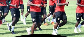 L'équipe de football du Soudan