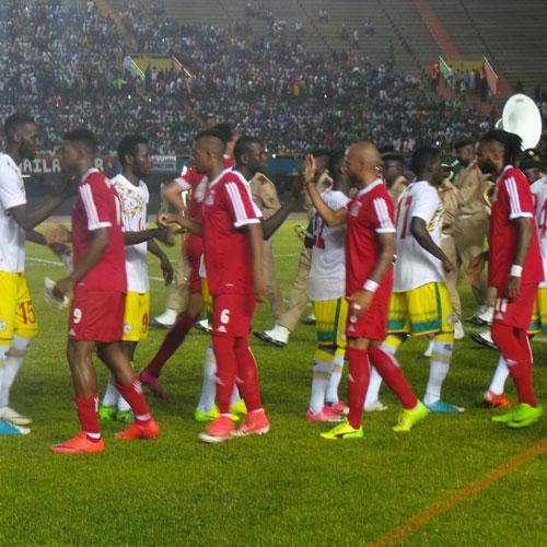 L'équipe de football de la Guinée Equatoriale
