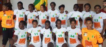 En route vers les sommets du handball africain !