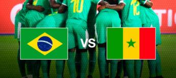 Brésil – Sénégal
